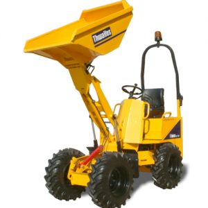 Dumper Hire Essex Thwaites Alldrive