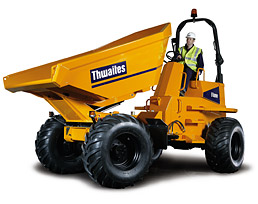 Dumper Rental Essex