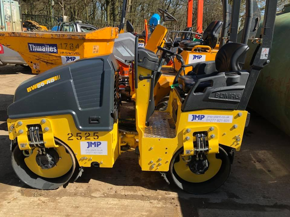 Mini Digger Hire Essex